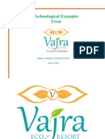 Technological Examples From Vajra Eco Resort. Pawan[p