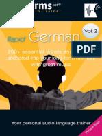 Booklet German Vol.2