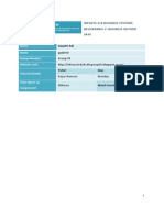 INFOSYS110 2014 Deliverable 02 Gayatri Adi