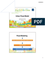 Urban Flood Model