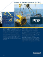 Pipeline Connection & Repair Systems (PCRS) (Oceaneering.com)