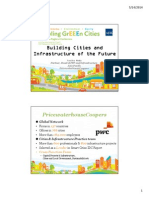 Building Cities and Infrastructure of the Future