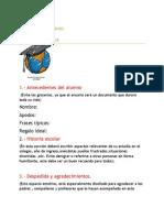 Modelo Anuarios Escolares