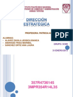 Expo Direccion Estrategica