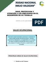La Seguridad, Proteccion y Atención a Los Empleados en El Desempeño de Su Trabajo