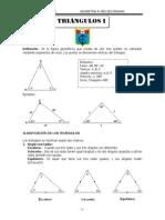 Sesion de Aprendizaje de Triangulos Ccesa2
