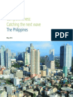 Deloitte Philippines Competitiveness Report