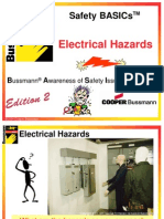 Cooper Bussmann Safety Basics Electrical Hazards