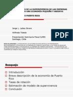 Jorge Laboy Presentacion CEPAL Supervivencia VII