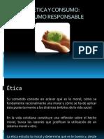 3.6 Etica y Consumo Consumo Responsable