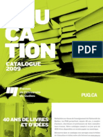 Quebec University Press Education Books