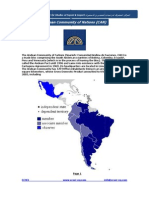 The Andean Community of Nations (CAN)