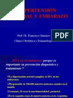 HIPERTENSIÓN ARTERIA Y EMB.2