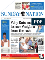 Daily Nation 25.05.2014