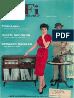 archivi audiofilofine 1958 3 Hifi Stereo Review