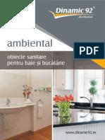 Sanobi, alegeri creative pentru baie si bucatarie