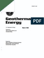 Geothermal Energy 4743