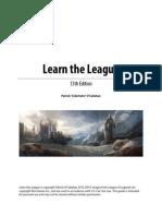 Learn the League 13