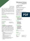 CV Muhammad Ichsan-resumeonly