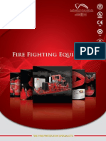 Fire Fighting Approved Equipment