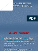 Askep Leukemia