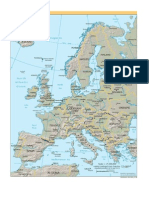 CIA - World Factbook - Reference Map - Europe Kosovo