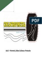 Perimetria Dobras Cutaneas e Protocolos