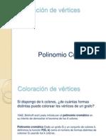 Polinomio cromatico