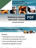 Prezentare Curs MEDIEREA Si S.a.D. v3 (1)