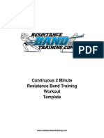 RBT Continuous 2 Minute Template