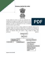 Sistema Judicial India