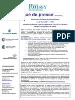 Cp Rencontres d'Affaires Grand Roissy 19 Juin 2014 (3)