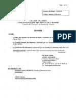 Tiers Intervenants - Morice c. France