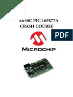 Sk40c Pic 16f877a Crash Course