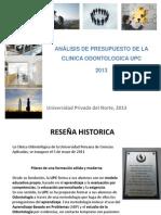 presupuesto - JULIO.pptx