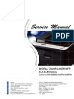 Clx-3185fn Xbh Sm en Servcie Manual Clx-3185