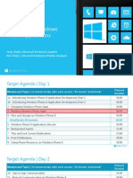 S3 Building WP8 Applications