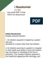 Infeksi Nosokomial