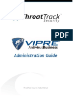 VIPRE Business Adminstration Guide