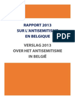 Rapport 2013 Verslag 2013