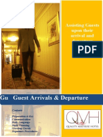 24340447 Guest Arrivals and Departures Manual