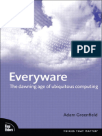 Adam Greenfield - Everyware_ the Dawning Age of _ing (v5.0)