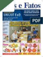 Jornal Atos e Fatos - Ed 647 - 31-10-2009