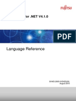 NetCOBOL for .NET V4.1.0 Language Reference