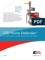 Xylem AC-13D Home Defender