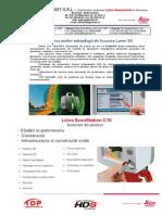 Utilizarea Noilor Tehnologii de Scanare Laser 3D in aplicatii arhitectonice