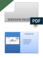 Historia Del Servidor Proxy