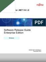 NetCOBOL for .NET V4.1.0 Software Release Guide
