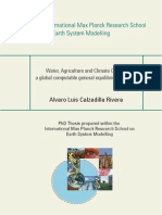 TESIS DOCTORAL Calzadilla 2009 Cambio Climatico