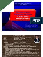 Mempersiapkan Pelayanan Berfokus Pasien Pada Akreditasi Baru_ Dr.nico a.lumenta,K.nefro,MM